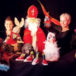Poppentheater - Sint en de Verdwenen Pakjes boeken?