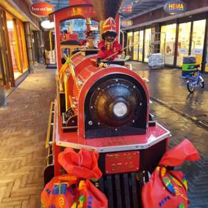 Sinterklaas Kindertrein inhuren?