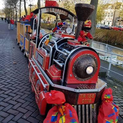Sinterklaas Kindertrein boeken?