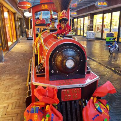 Foto van Sinterklaas Kindertrein | JB Productions