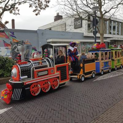 Fotoalbum van Sinterklaas Kindertrein | Sinterklaasshow.nl
