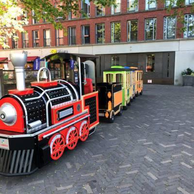 Elektrische Kindertrein met Locomotief huren