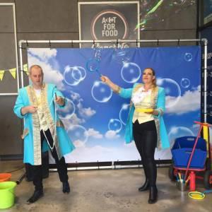 Bubbels en Bellen - Bellenblaas workshop boeken