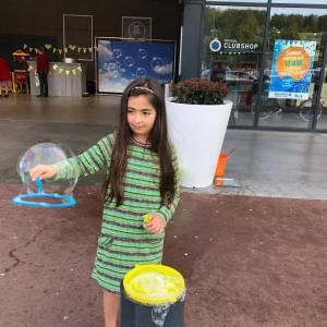 Bubbels en Bellen - Bellenblaas workshop inhuren