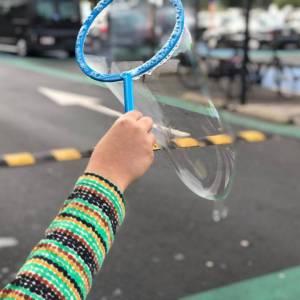 Bubbels en Bellen - Bellenblaas workshop huren?