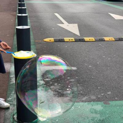 Bubbels en Bellen - Bellenblaas workshop boeken of huren