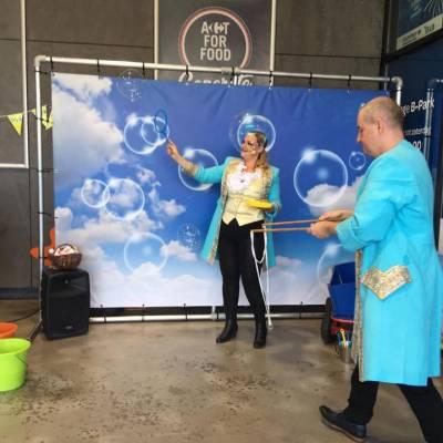 Bubbels en Bellen - Bellenblaas workshop boeken?