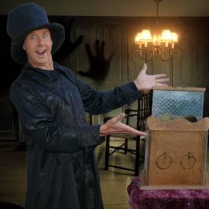 Halloween Magic Show boeken?