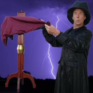 Halloween Magic Show inhuren?