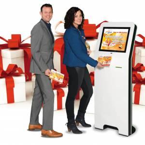 Inhuren van Scan & Win Winkelcentrumpromotie