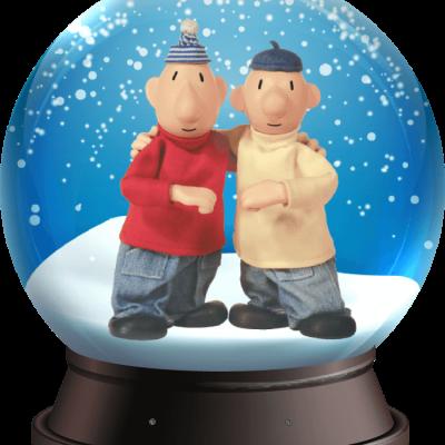 Buurman Buurman In De Snowglobe Huren Sintenkerst