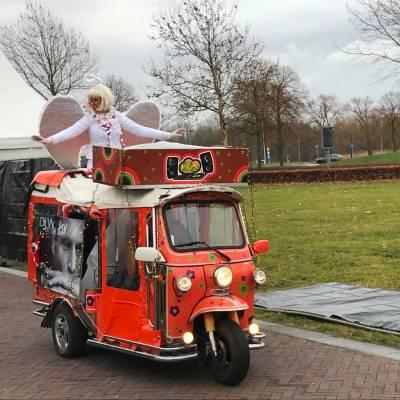 Foto van De Engel - Animatie Act | Artiestenbureau SintenKerst.nl