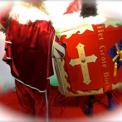 Wandelend Sinterklaasboek met Muzikale Piet boeken?