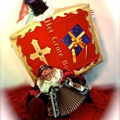 Wandelend Sinterklaasboek met Muzikale Piet inzetten of boeken?