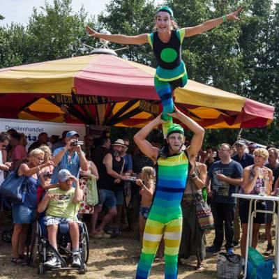 Het Kleurrijke Circus inhuren?