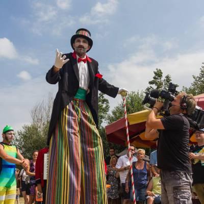 Het Kleurrijke Circus huren of inzetten?