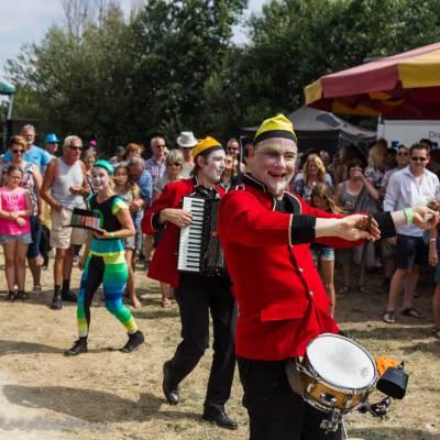 Kleurrijke Circus inhuren