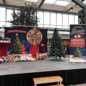 De Grote Kerstpakketten Show inhuren?