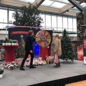 De Grote Kerstpakketten Show inzetten?