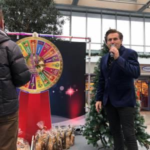 Zet De Grote Kerstpakketten Show in