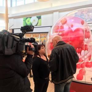 The Love Globe inzetten?