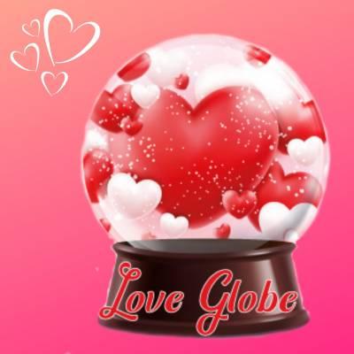 Foto van Love Globe | Attractiepret.nl