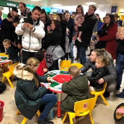 Fotoalbum van Buurman & Buurman bouwen met Sluban | Kindershows.nl