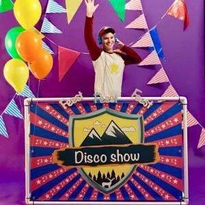 Tommie's Disco Show - Interactieve Kinderdisco boeken?