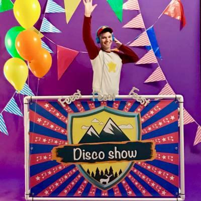 Fotoalbum van Tommie's Disco Show - Interactieve Kinderdisco | Kindershows.nl