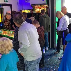 Mobiele Speelhal Games on Wheels huren