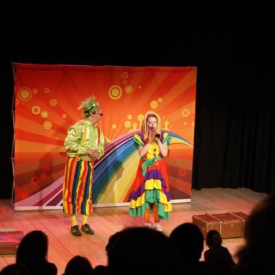 Foto van Meeleeftheater - Beroemd Zijn | Kindershows.nl