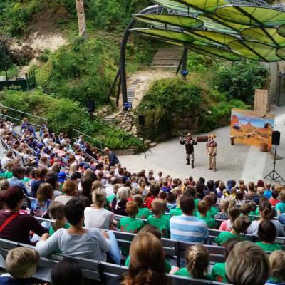 Foto van Meeleeftheater - Biff & Poef - Buiten Westen | Kindershows.nl