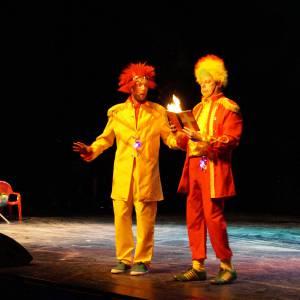 Meeleeftheater - De Pakhuissleutel - Sinterklaasshow boeken