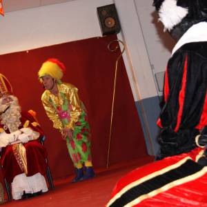 Inhuren van Meeleeftheater - Het Dagboek van Sinterklaas