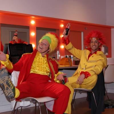 Meeleeftheater - Het Dagboek van Sinterklaas boeken?
