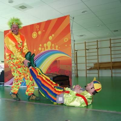 Meeleeftheater - Het Dagboek van Sinterklaas boeken of inhuren