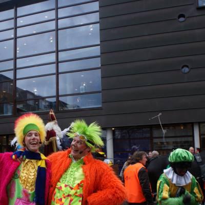 Boeken van Meeleeftheater - Het Dagboek van Sinterklaas