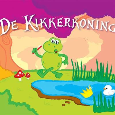 Fotoalbum van Poppentheater Ronzebons - De Kikkerkoning | Poppentheaters.nl