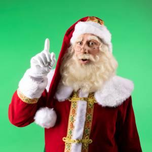 De Kerstman vertelt boeken of inhuren