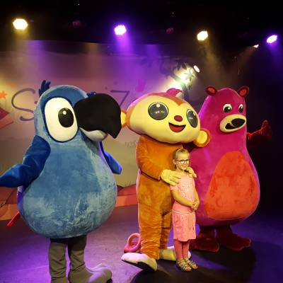 Foto van StoryZoo - MiniShow | Kindershows.nl