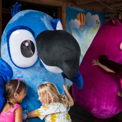 Meet & Greet StoryZoo huren