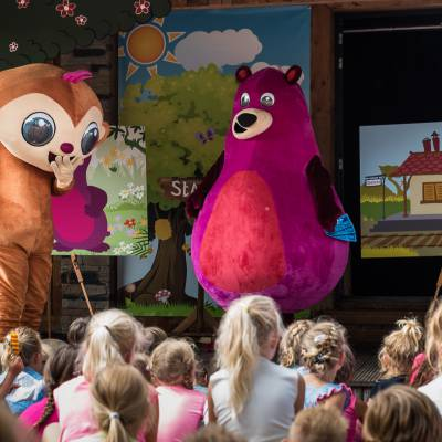 Foto van Meet & Greet StoryZoo | Kindershows.nl