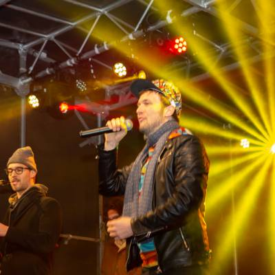 De Sint & Friends Liveband inzetten of inhuren
