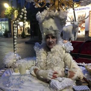 The Snow Queen inhuren?