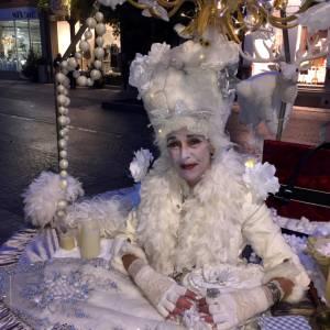 The Snow Queen inzetten?