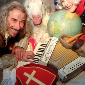 Sinterklaasshow Alles of Pietshow boeken