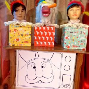 Sinterklaasshow Alles of Pietshow boeken of inhuren