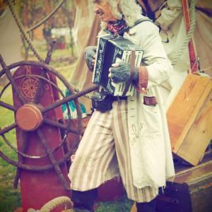 Kapitein Corneel - Accordeonist boeken of inhuren?