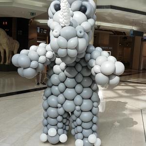 Levende Ballon Figuren inhuren of inzetten