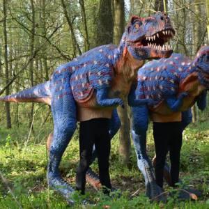 Straattheater Act - Dinosaurus Duo boeken